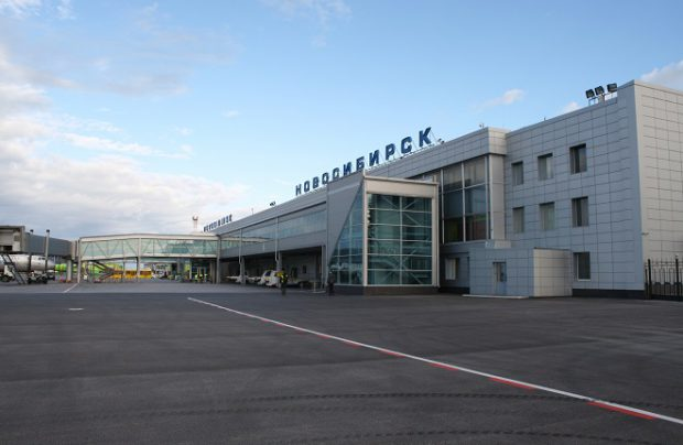 Tolmachevo is home to S7 Airlines