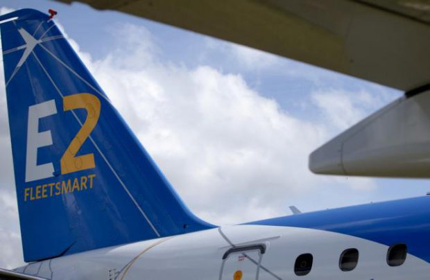 Somon Air to add Embraer E190-E2s to its fleet