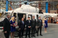Russian Helicopter Systems is now a proud owner of an Ansat rotorcraft