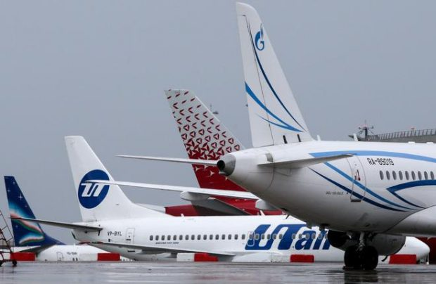 Russia is witnessing an increase in passenger numbers