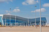 Simferopol Airport opens new terminal