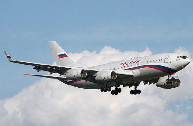 UAC announces Il-96 production targets until 2025