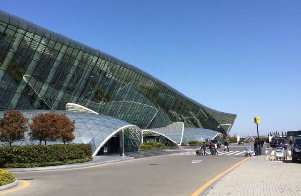 Baku's Heydar Aliyev International Airport served more than 897,000 passengers in the first three months of 2018