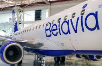 Embraer to support Belavia's E-Jet fleet