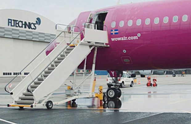 FL Technics lands WOW Air and Corendon Dutch Airlines as new MRO clients