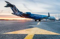 Estonia's Nordica first quarter traffic up 17%