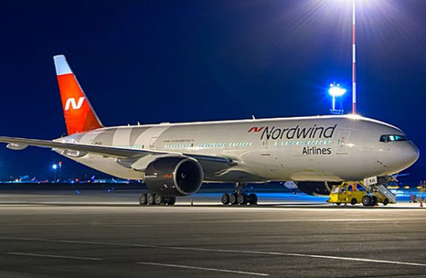 Sixth Boeing 777 joins fleet of Russia's NordWind