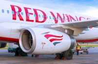 Russia's Red Wings to take five more Airbus А321s