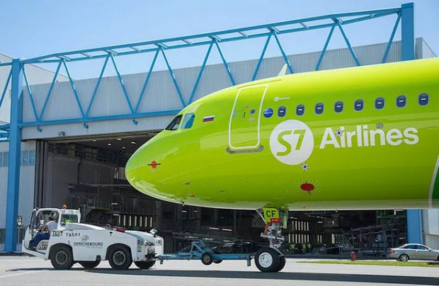 Russia's S7 Airlines to lease six A320neos from SMBC Aviation Capital