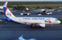 Ural Airlines, Russia's fifth largest carrier, has taken delivery of an Airbus A320-200