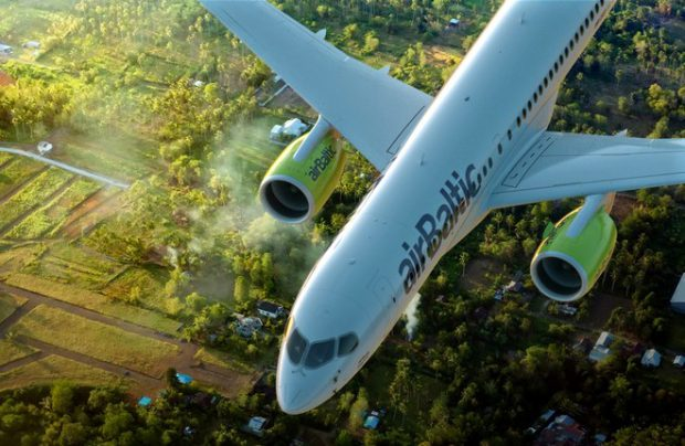 Best-ever operating results for airBaltic