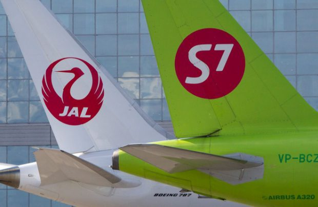 Russia's S7 Airlines and JAL to further expand codeshare cooperation
