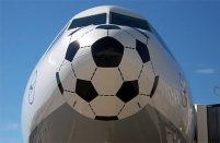 Lufthansa adds 85 flights to Russia for FIFA 2018