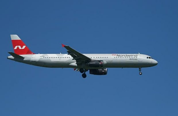NordWind Airbus A321