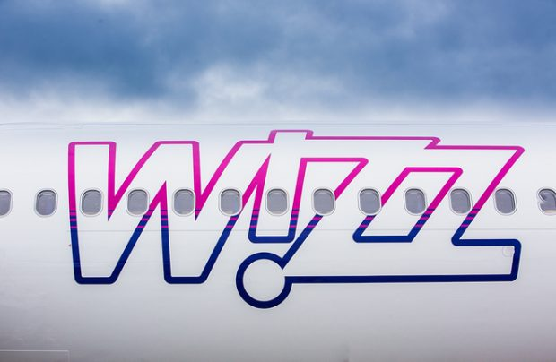 Wizz low-fares airline to launch three new services from Kyiv to Germany and Austria