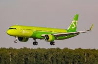 S7 Airlines leases