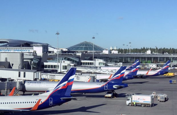 Aeroflot takes delivery