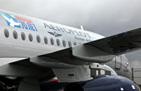 Aeroflot purchase 100 Russian-made SSJ100