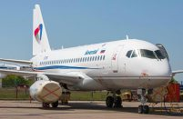 First Severstal Superjet 100