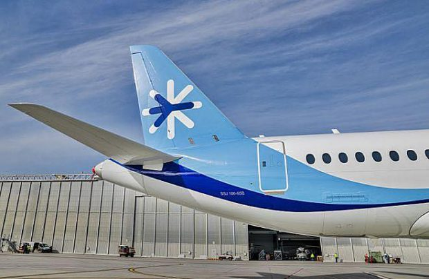Interjet upgraded SSJ100