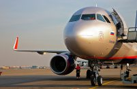 Aeroflot net loss