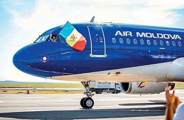 Moldovan air carriers