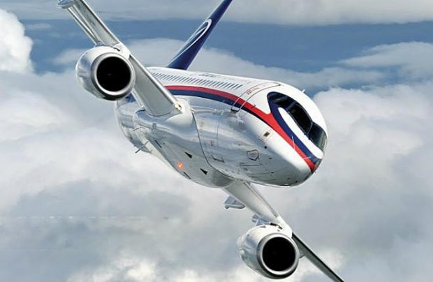 Sukhoi Civil aircraft