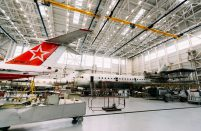Civil Aviation Plant 407