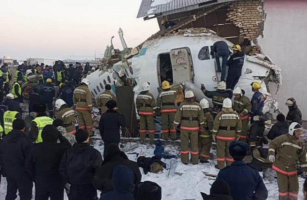 Bek Air crash