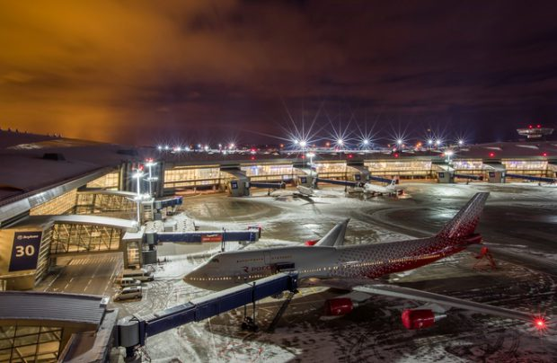 Moscow's airports