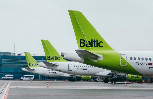 airBaltic cuts