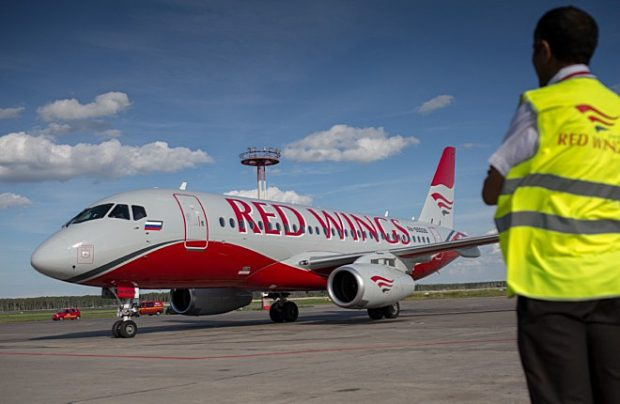 Red Wings Superjet