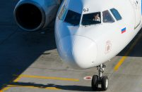 Russian airlines May traffic