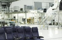Magnetic MRO is now authorized to design and produce interior components