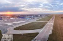 One of the goals of the runway reconstruction is to make the Estonian airport compatible for heavy and oversized cargo operations.