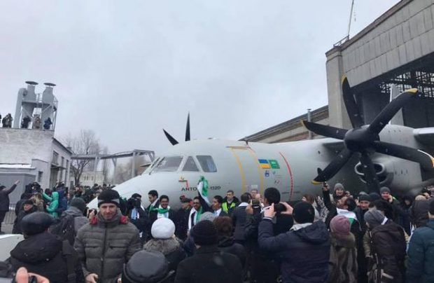 New An-132 is expected to be presented to potential customers in spring of 2017