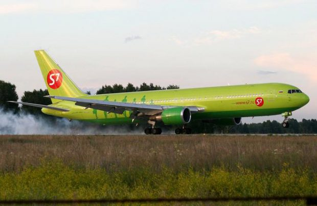 S7 Airlines is planning to take 17 Embraer E170LR regional jets on lease