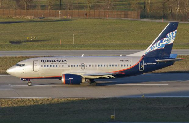 Nordavia may also contract FL Technics to provide maintenance services for its future A320s