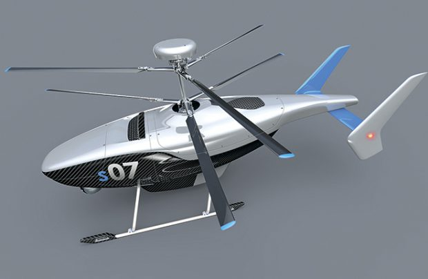 The VRT300 should commence flight tests in 2018