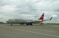 Nordwind Airlines operates a mixed fleet of Boeings and Airbuses