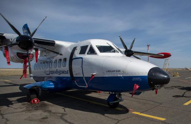 Aircraft Industries is planning to start delivering its new L-140 modification next year