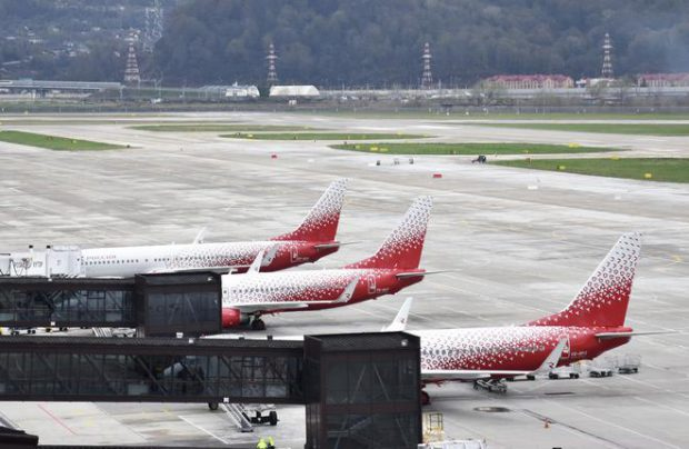 Rossiya Airlines became Russia's second largest operator by passengers carried in H1 2017