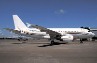 Silk Way Business Aviation is popular with Russian customers