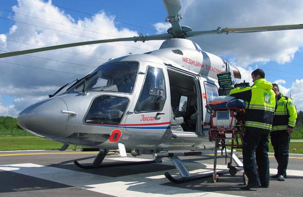 Russian Helicopter Systems will get more rotorcraft under the government medevac program