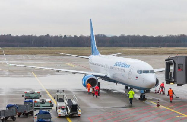 Pobeda is cutting its costs consistently to increase its profit