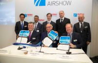 AZAL also committed to buying two Boeing freighters