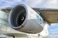 The PD-14 is a powerplant option for the Irkut MC-21 narrowbody