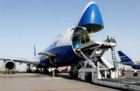 Azerbaijan Airlines is a long-standing partner of Cargolux