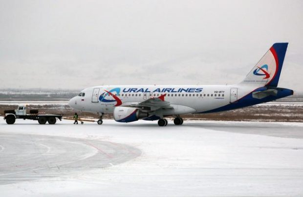 Ural Airlines operates a fleet exclusively comprising A320 family airliners