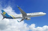 Ukraine International Airlines takes delivery of another new 737-800